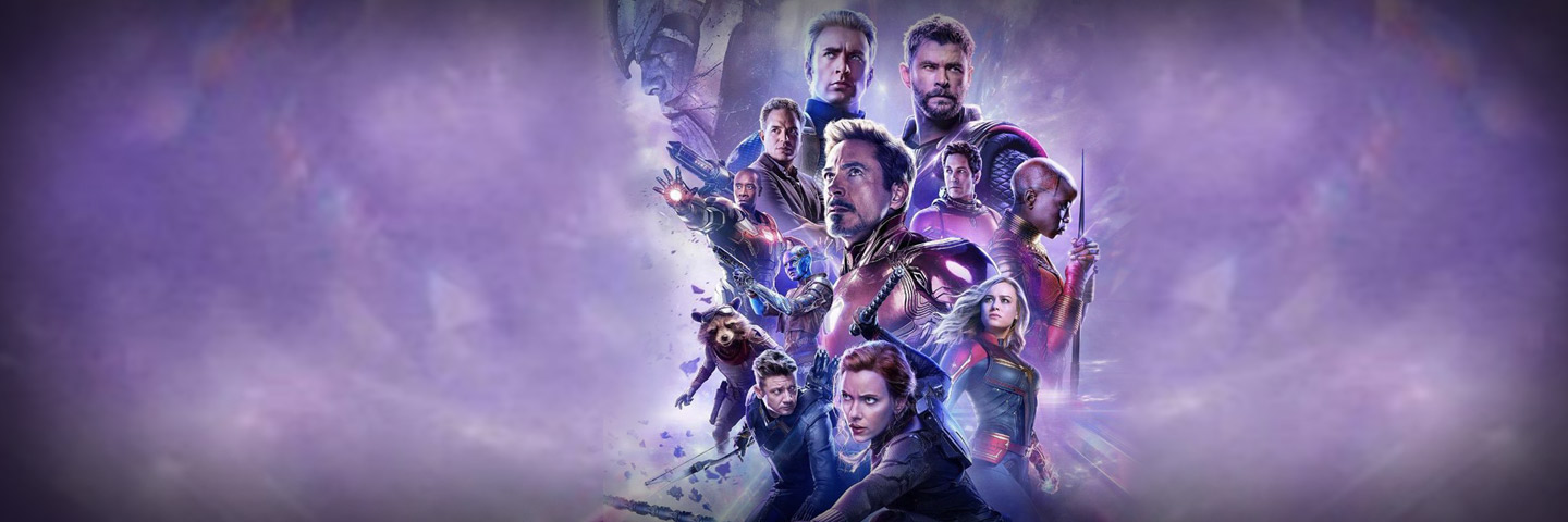Avengers: Endgame (English)
