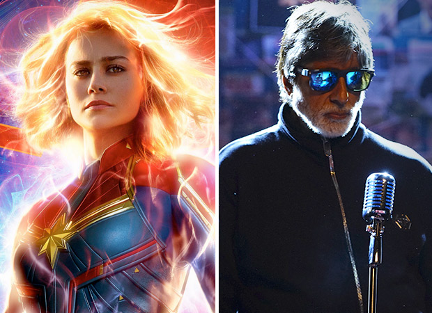 BO update: Captain Marvel opens well to 45%, Badla slow at 15%