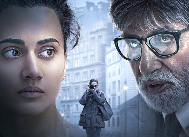 Badla Box Office Collections Day 8: Amitabh Bachchan-Taapsee Pannu starrer goes past lifetime numbers of Wazir in just 8 days, next target is Pink
