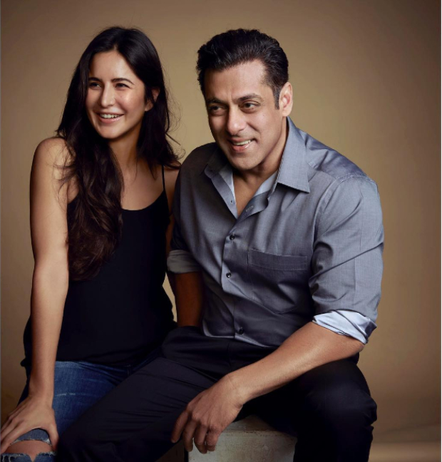 Bharat: Salman Khan and Katrina Kaif are all smiles as they wrap up Ali Abbas Zafar directorial