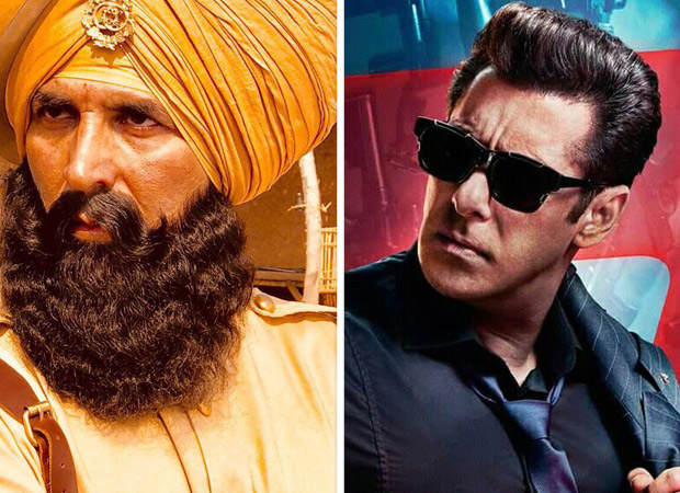 Box Office Akshay Kumar and Salman Khan compete for maximum number of Rs.100 Crore Club films after Kesari hits a century