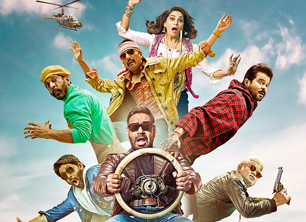 Box Office Total Dhamaal Day 9 in overseas