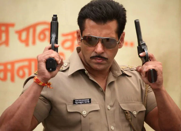 CONFIRMED! Salman Khan - Sonakshi Sinha starrer Dabangg 3 to release in December 2019