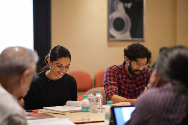 Chhapaak: Deepika Padukone and Vikrant Massey begin table read sessions for Meghna Gulzar directorial about acid attack survivour Laxmi Agarwal