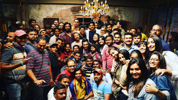 Its a wrap! Sidharth Malhotra completes the shoot of Marjaavaan