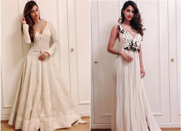 Disha Patani in Rohit Bal Couture and Basil Soda for Akash Ambani - Shloka Mehta pre-wedding festivties at St. Moritz (3)