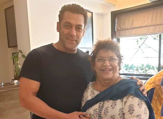 Being human: Salman Khan gives work to choreographer Saroj Khan who was struggling for lack of offers