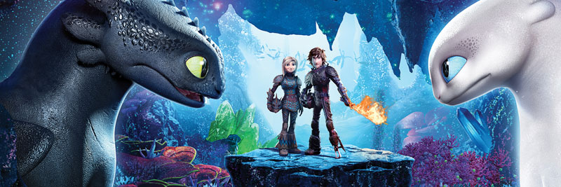 How to Train Your Dragon – The Hidden World (English)
