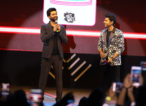 I haven't said good morning or good evening as much as I've said How's the Josh - Vicky Kaushal