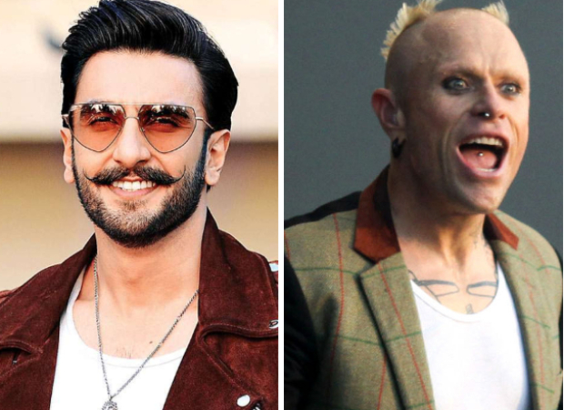"""Inspiration to a jilted generation"" - Ranveer Singh pays tribute to Prodigy vocalist Keith Flint who passed away at the age of 49"