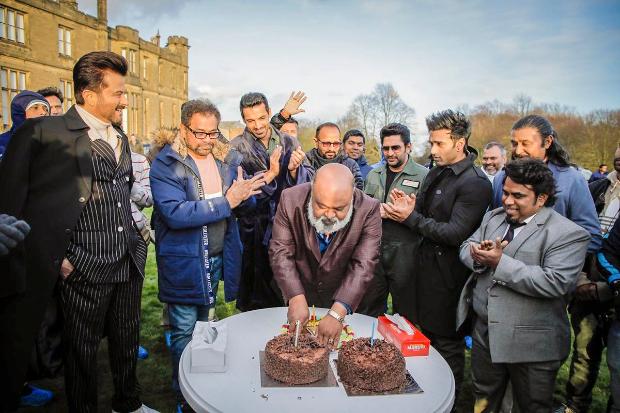 John Abraham, Anil Kapoor, Ileana D'cruz, Arshad Warsi kick-start Anees Bazmee's Pagalpanti in London