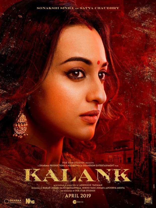 KALANK: Alia Bhatt and Sonakshi Sinha are combination of GRACE and BEAUTY in these drop dead gorgeous posters