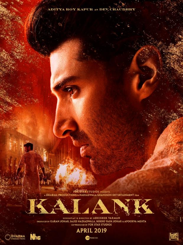 KALANK: Varun Dhawan, Aditya Roy Kapur are a combination of flamboyance and compassion