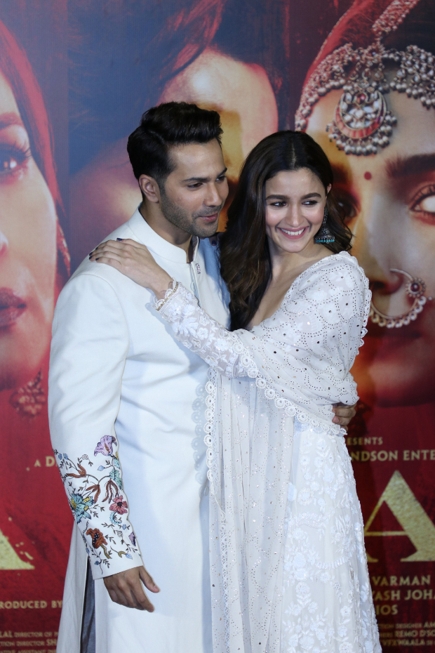 Kalank Teaser Launch: Alia Bhatt and Varun Dhawan fought a lot on the film set