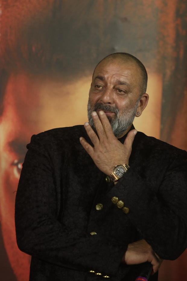 Kalank Teaser Launch: Sanjay Dutt wants to ERASE his JAIL experience from his life