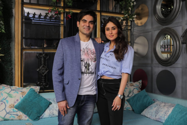 Kareena Kapoor Khan to be the first guest on Arbaaz Khan's chat show Pinch
