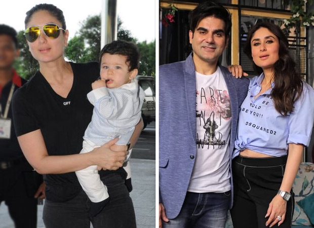 Kareena Kapoor Khan hits back at netizens trolling Taimur Ali Khan on Arbaaz Khan's chat show