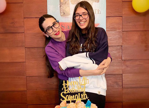 Karisma Kapoor celebrates her daughter Samaira's 14th birthday with all the love!