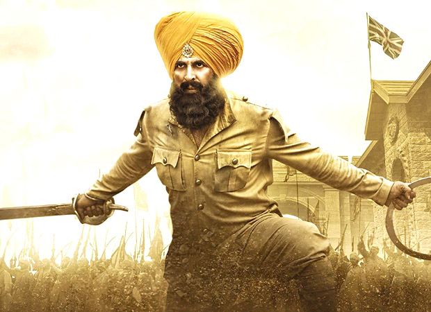 Kesari collects approx. 2 mil. USD [Rs. 13.83 cr.] in overseas