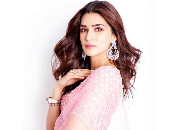 Kriti Sanon CLARIFIES that Arjun Patiala is not a love story between a tall woman and a short man