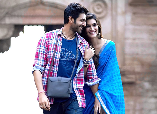 Luka Chuppi Box Office Collections Day 2 Kartik Aryan and Kriti Sanon's Luka Chuppi grows on Saturday with Rs. 10.08 cr coming in, set to make huge profits for producer Dinesh Vijan