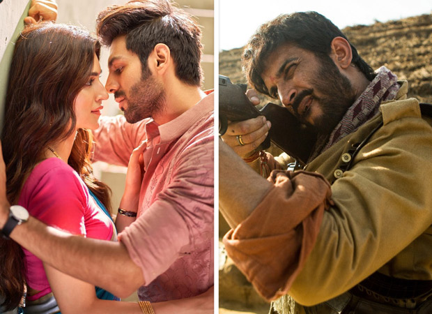 Luka Chuppi Box Office Collections Day 4 Kartik Aaryan – Kriti Sanon starrer is hattrick success for Dinesh Vijan, Sushant Singh Rajput suffered a disaster with Sonchiriya