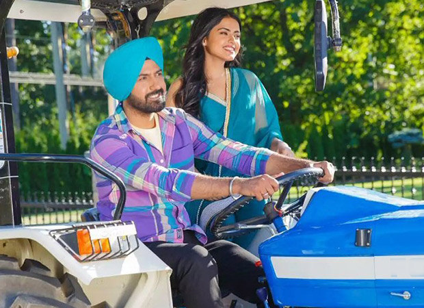 Manje Bistre 2: Gippy Grewal And Simi Chahal, After 'current' Are Here To Touch Your Heart's Strings With 'zubaan'