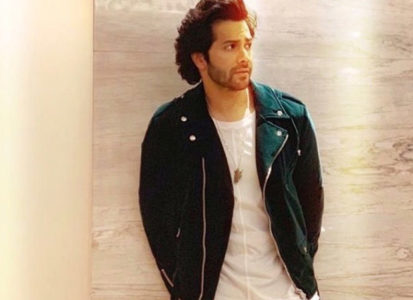 This video of Varun Dhawan twerking is aptly describing our Friday mood
