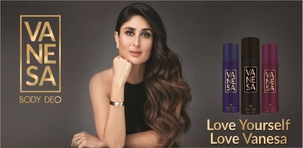 Vanesa perfumes ropes in Kareena Kapoor Khan as its brand ambassador