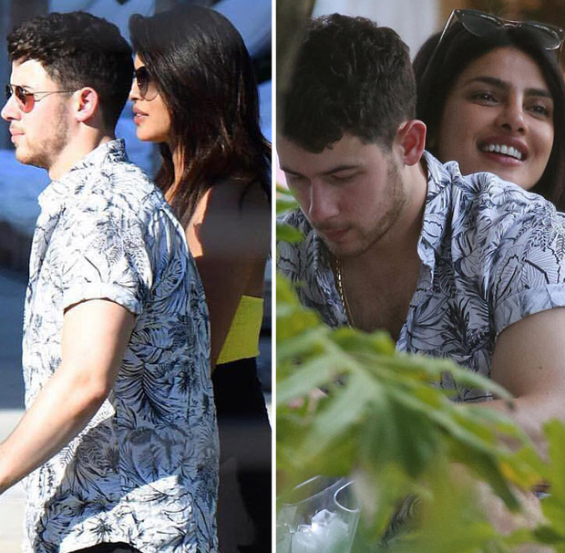 Nick Jonas & Priyanka Chopra Vacation With Joe Jonas & Sophie Turner