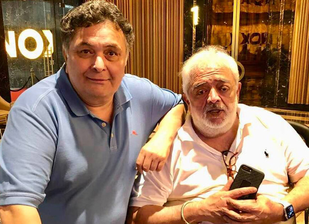 Rishi Kapoor is CANCER free confirms filmmaker Rahul Rawail