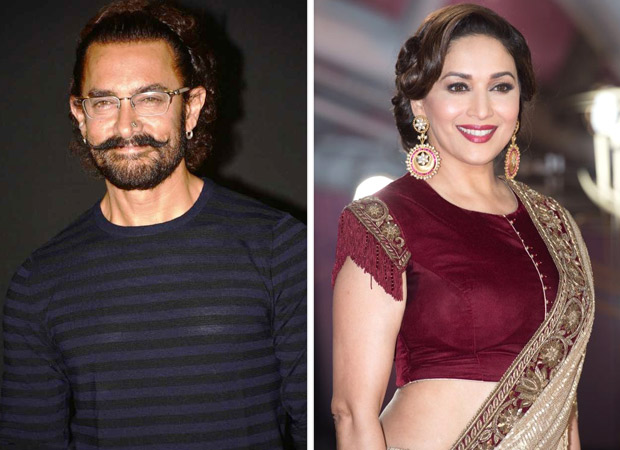Aamir Khan posts a 'sweet' thank you note to Madhuri Dixit after she appears as a guest in his Marathi show Toofan Aalaya