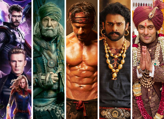 AVENGERS ENDGAME Box Office Collections The Hollywood film opens bigger than Thugs of Hindostan, Happy New Year, Baahubali 2 [Hindi] and Prem Ratan Dhan Payo, collects Rs.53.10 crores on Day 1