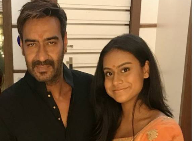 Ajay Devgn REACTS on his daughter Nysa Devgn being trolled online