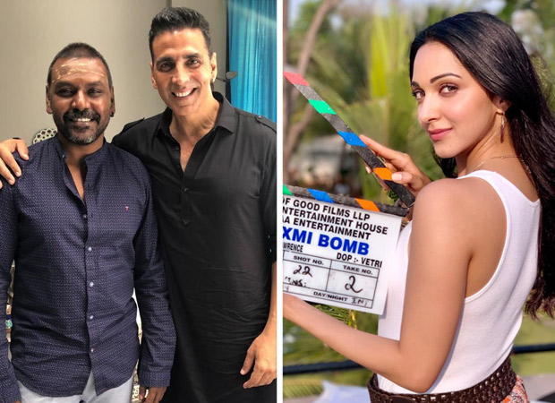 Akshay Kumar and Kiara Advani begin shooting for Kanchana Hindi remake, titled Laaxmi Bomb