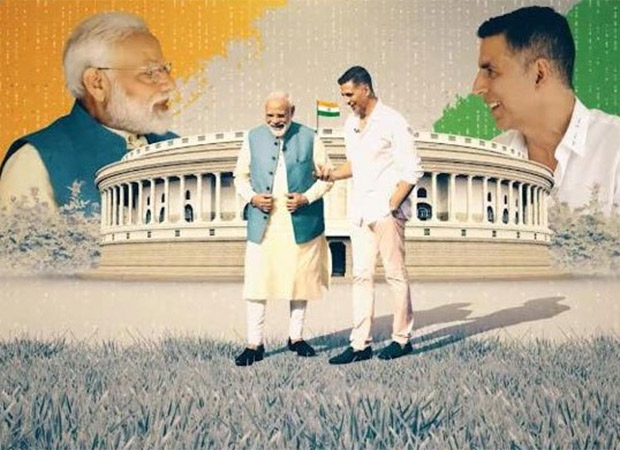 Akshay Kumar engages in a tête-à-tête with PM Narendra Modi, here's a sneak peek of their conversation