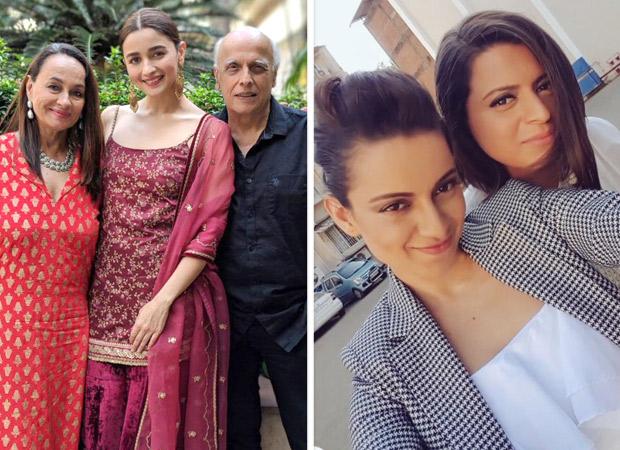 Alia Bhatt's mother Soni Razdan reacts to allegations made by Rangoli Chandel about Mahesh Bhatt throwing a chappal at Kangana Ranaut