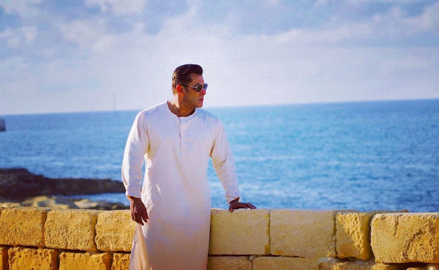 BHARAT: Salman Khan looks handsome in his new look in this unseen picture from Malta