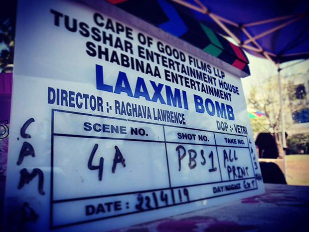 BREAKING Farhad Samji written Akshay Kumar starrer Kanchana remake titled Laaxmi Bomb