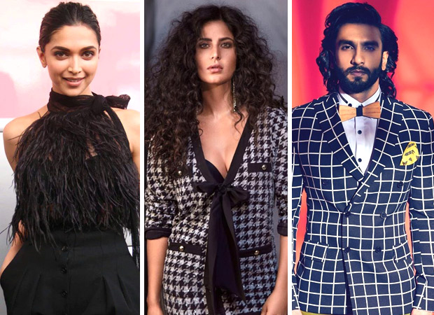 Couple capers! After losing a top cosmetic brand to Deepika Padukone, Katrina Kaif now loses another big brand to Ranveer Singh!
