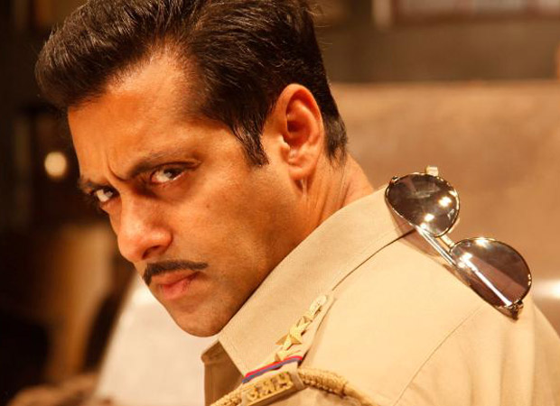 Dabangg 3 Shivling covered in wooden planks on the sets of the film causes political trouble and here's what Salman Khan had to say!