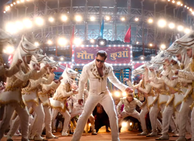 Disha Patani and Salman Khan groove to the beats of Slow Motion from Bharat