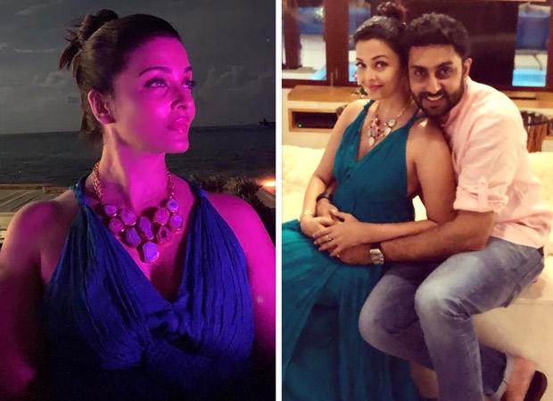 Aishwarya Rai Bachchan Looks More Radiant Than The Moon; Abhishek Bachchan Goes Ga-ga As He Shares An Adorable Anniversary Post (see Inside Pics)