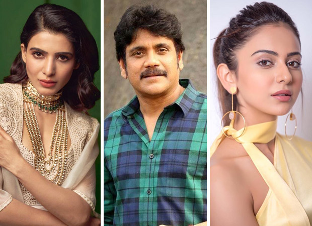 Samantha Akkineni joins father-in-law Nagarjuna and Rakul Preet Singh for an extended cameo in Manmadhudu 2
