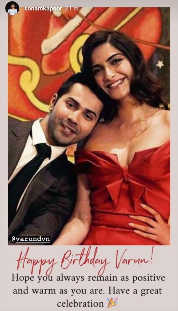 Happy Birthday Varun Dhawan: Alia Bhatt, Arjun Kapoor, Katrina Kaif shower him with love