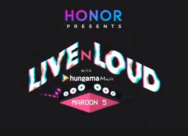 Honor View20 presents Live n Loud Contest winners witnessed Maroon5 Live in Singapore