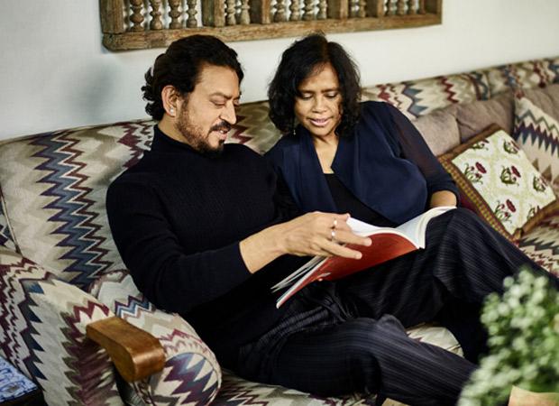 Irrfan Khan's wife, Sutapa Sikdar, posts a heartfelt message of gratitude on Facebook