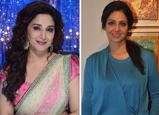 """""""It was very emotional"""" - Madhuri Dixit opens up about stepping into Sridevi's role in Kalank"""