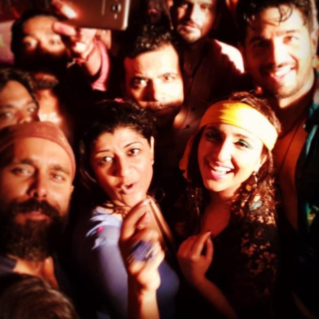 It's a wrap for Sidharth Malhotra and Parineeti Chopra starrer Jabariya Jodi with a Holi song