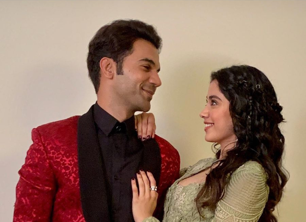 Janhvi Kapoor opens up about commenting I Love You on Rajkummar Rao's Instagram posts